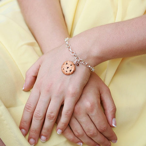 Scented Signature Charm Bracelet (pick your own charm) - Tiny Hands  - 2
