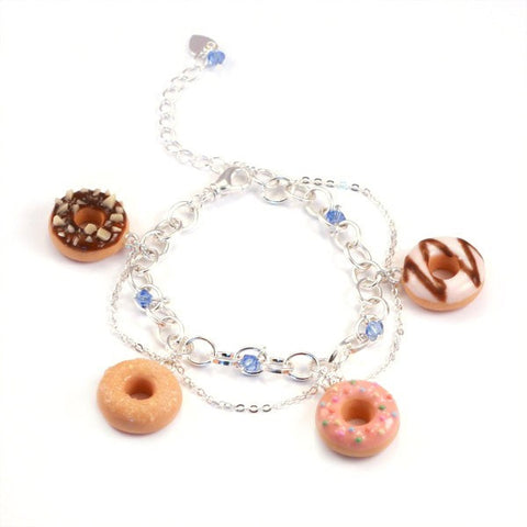 Scented Donuts Bracelet - Tiny Hands  - 2