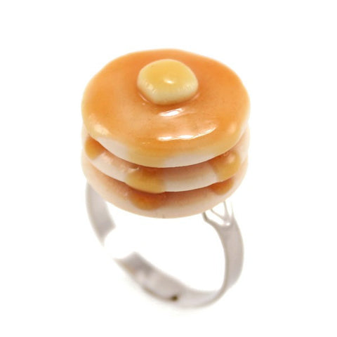 Scented Pancake Ring - Tiny Hands  - 1
