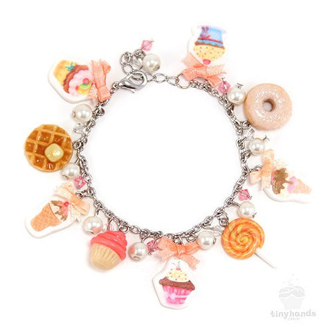 Scented Charming Candies Bracelet - Tiny Hands  - 1
