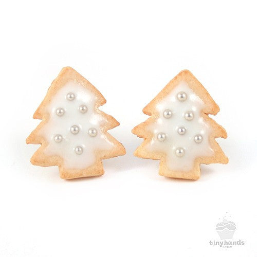 Scented Christmas Cookie Earstuds - Tiny Hands  - 6