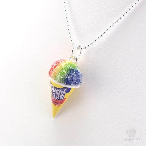 Scented Snow Cone Necklace - Tiny Hands  - 2