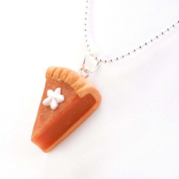 Scented pumpkin pie necklace tiny hands for How to make scented jewelry