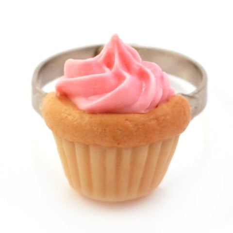 Scented Birthday Cupcake Ring - Tiny Hands  - 1