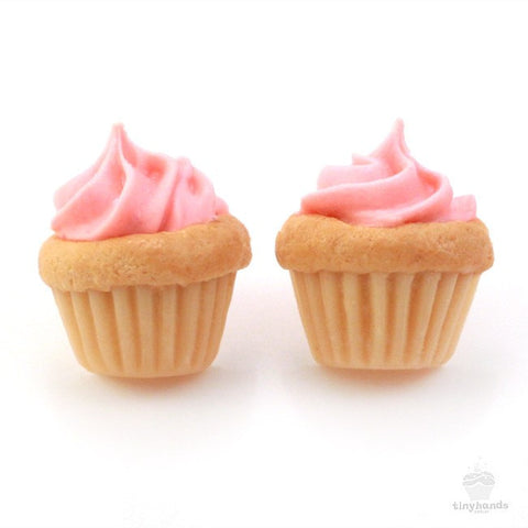 Scented Birthday Cupcake Earstuds - Tiny Hands  - 1