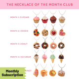 Necklace Of The Month Club - Monthly Subscription