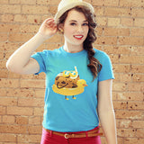 Chocolate Chip Cookie Dunk T-Shirt - Tiny Hands  - 2