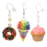 Create Your Own Scented Food Jewelry Earrings