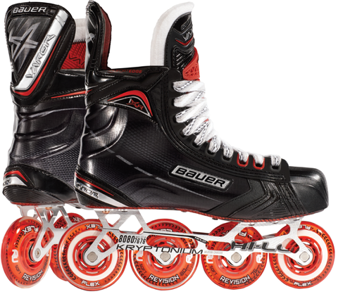 d0b25f6e7ff The tried-and-true Kryptonium Hi-Lo Chassis and Revision Flex wheels are  attached to a full-composite outsole to provide the skater with that  familiar ...