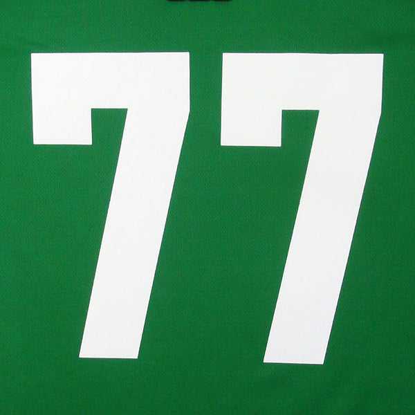 Jersey Numbering