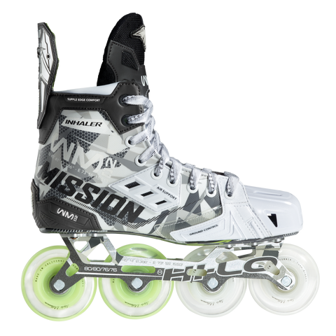 Mission Inhaler WM02 Skates Sr