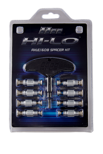 Hi-Lo Axle and Spacer Kit for Mission / Bauer