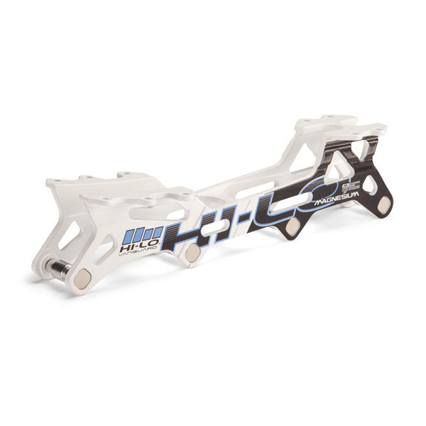 Hi-Lo White Magnesium Frame / Chassis Large