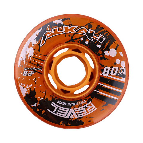 Alkali Revel Outdoor Hockey Wheel