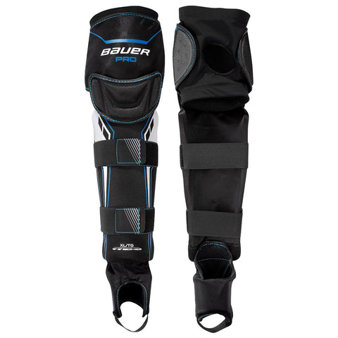 Bauer Pro Ball Hockey Shin Guards