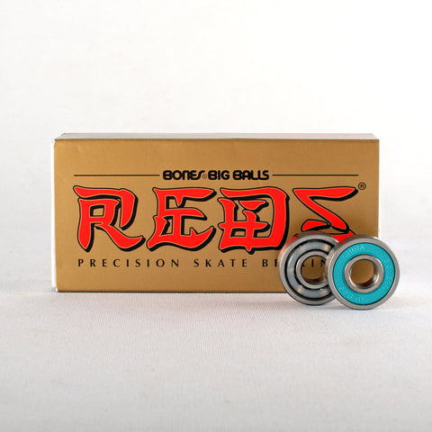 Bones Big Balls Reds Precision Skate Bearings (16)