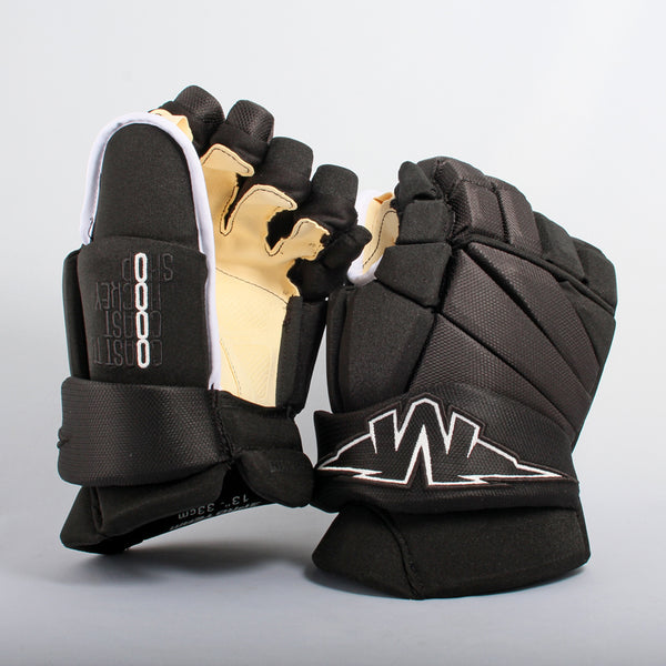 Mission CTCHS Team Pro Glove DS Black / White