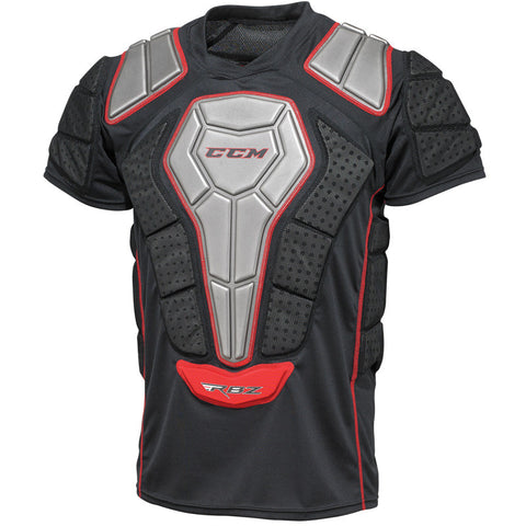 CCM RBZ Padded Shirt Jr Med