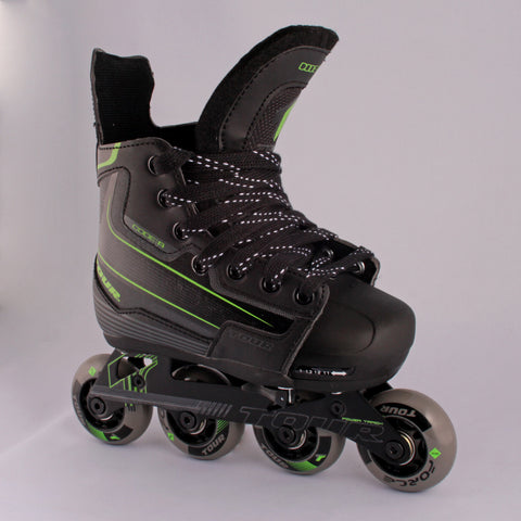 Tour Code 9 Adjustable Skates Yth