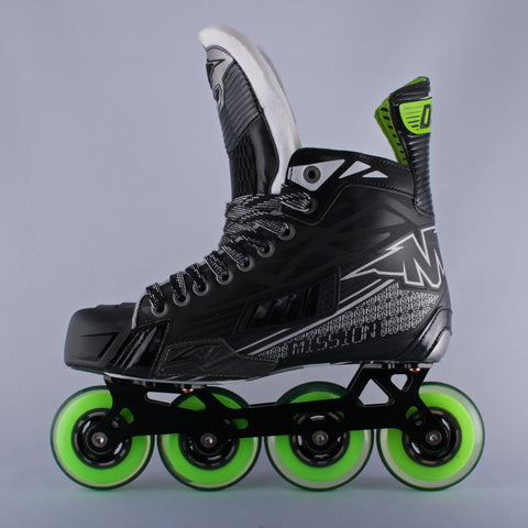 Mission Inhaler DS2 Skates Sr 10.5D