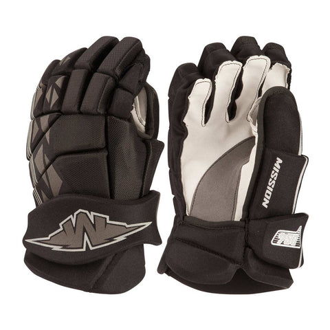 Mission Inhaler DS4 Gloves Yth 9""