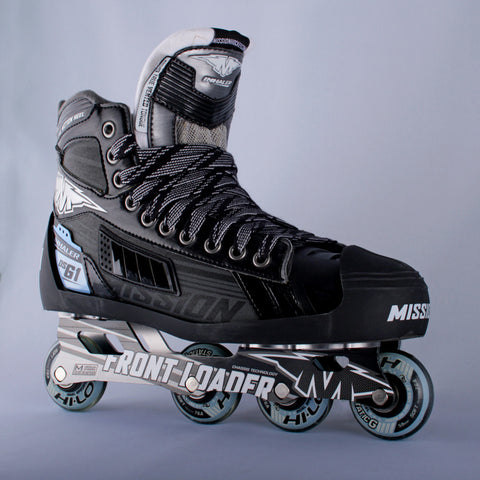 Mission Inhaler DSG1 Goalie Skates Sr LIMITED SIZES