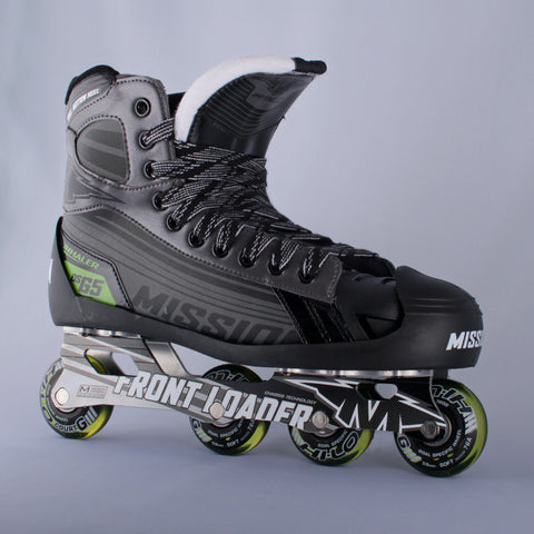Mission Inhaler DSG5 Goalie Skates Sr 12.0E