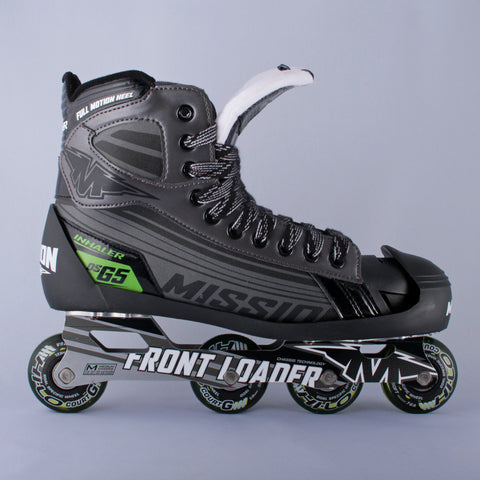 Mission Inhaler DSG5 Goalie Skates Sr