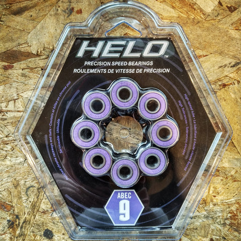Helo Abec 9 Bearings (16)