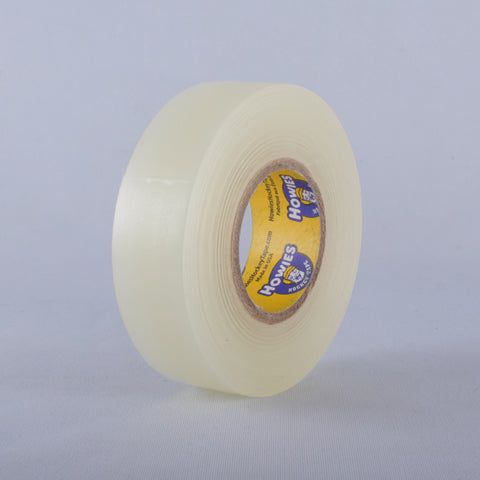 "Howies Shin Pad Hockey Tape 1"" - Clear"