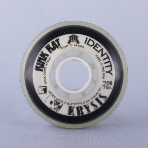 Rink Rat Identity Krysis Wheel 72mm