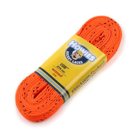 Howies Waxed Hockey Skate Laces