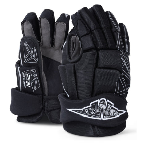 "Mission Inhaler NLS2 Gloves Sr 15"" Black"