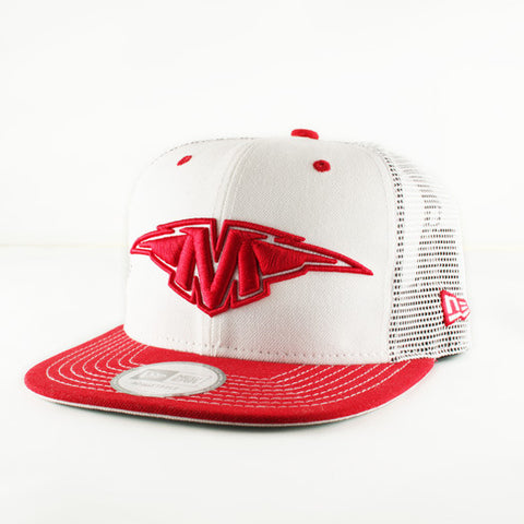 Mission Mail Man 9Fifty New Era Snapback Hat