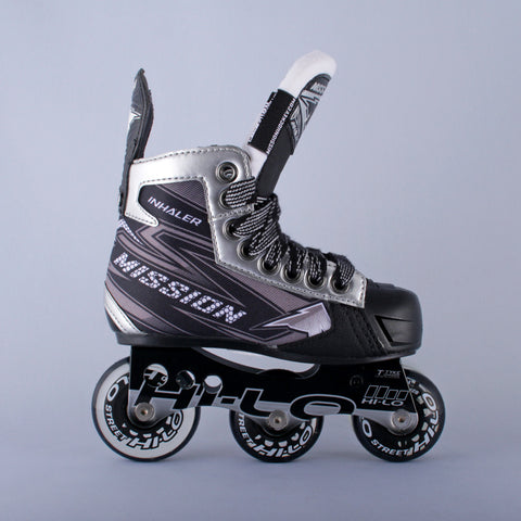 Mission Inhaler NLS6 Skates Yth