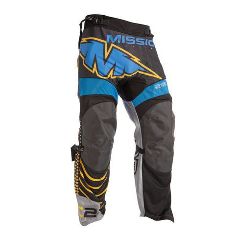 Mission Inhaler AC2 Pants Jr Medium