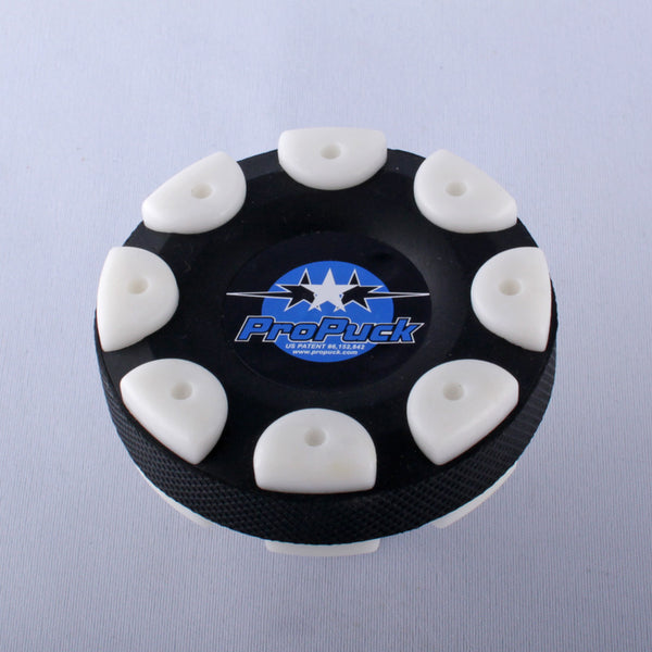 ProPuck Hockey Puck - Black