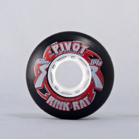 Rink Rat Pivot Asphalt Wheel 68mm 72mm