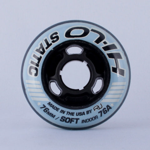 Hi-Lo Static Wheel Blue 76mm