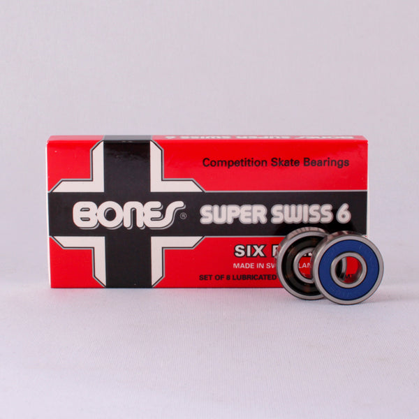 Bones Super Swiss 6 Bearings (16)