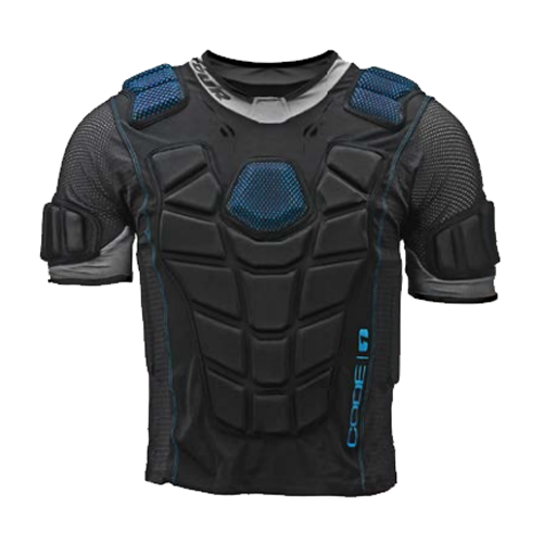 Tour Code 1 Upper Body Padded Shirt Sr