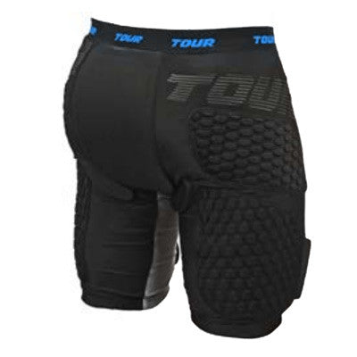 Tour Code 3 Hip Pads / Girdle Sr Small