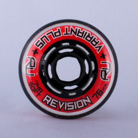 Revision Variant Plus Soft 74a Wheels (4 pack)