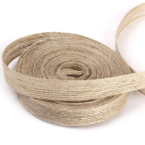 Burlap Craft Ribbon