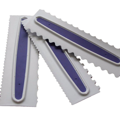 Icing Comb Set 3 Pcs