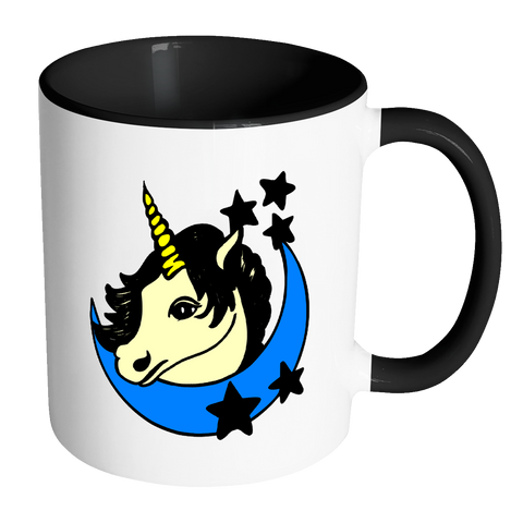 Unicorn Moon Mug