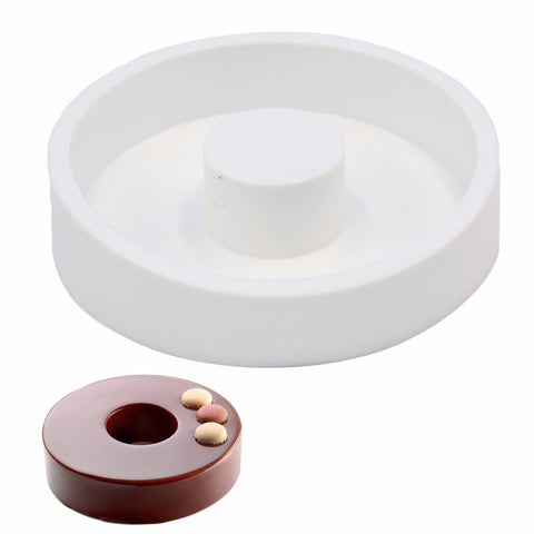 Silicone Bakeware 3D Saturn Pan