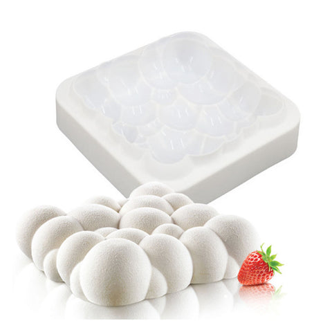Silicone Bakeware 3D Sky Cloud