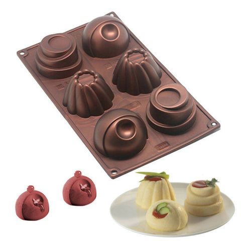 Silicone Cake Mousse Mold