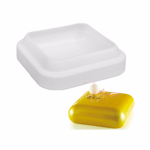GEM 600 Silicone Square Shape Pan